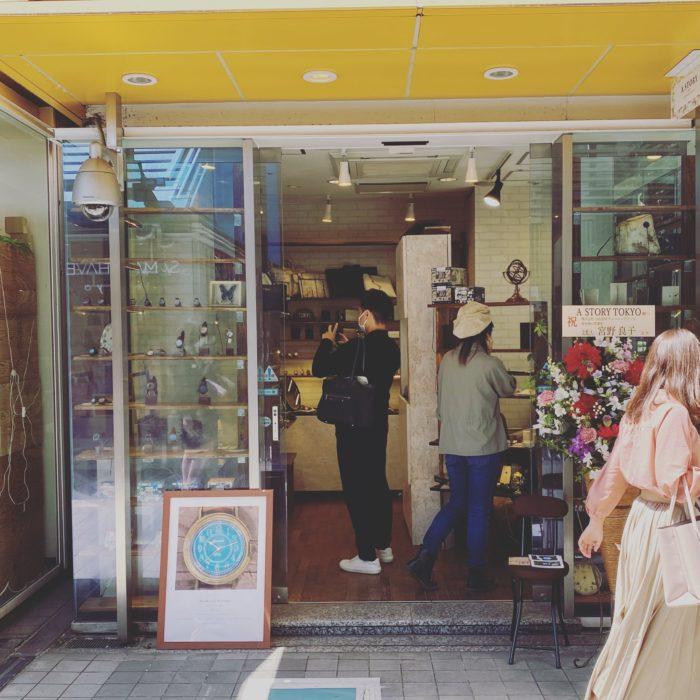 A STORY TOKYO 小田急新宿ミロードモザイク通り店
